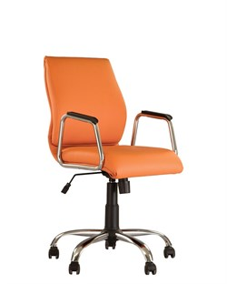 Кресло для персонала VISTA GTP CHROME - фото 5816