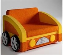 Детский диван Багги с объемными пластиковыми колесами