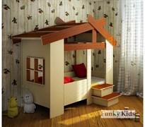 Детская кровать Домик 13/64 S